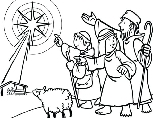 600x463 Advent Coloring Pages Advent Coloring Sheets Free Catholic Advent