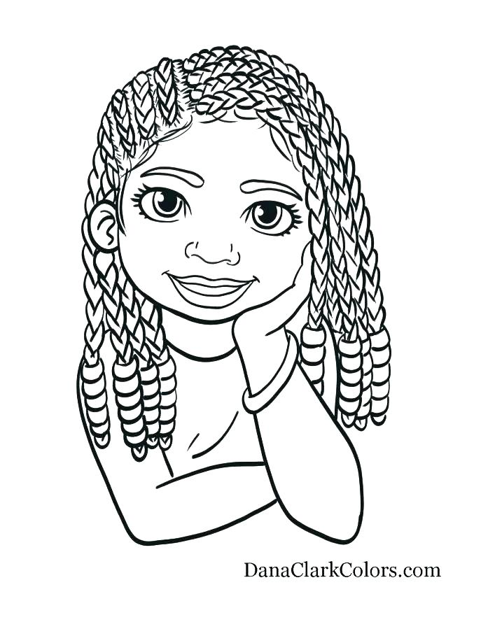 687x889 Coloring Pages Of African American Inventors