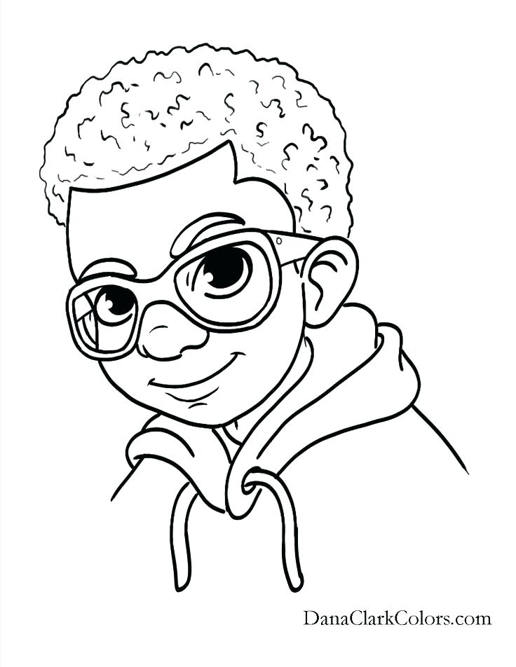 736x952 African American Coloring Pages And Black American Coloring Pages