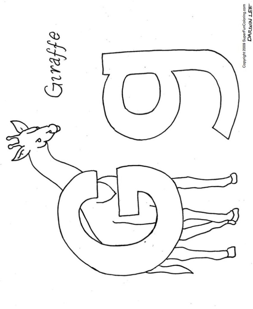 838x1024 Alphabet Coloring Pages Free Coloring Pages To Print Coloring