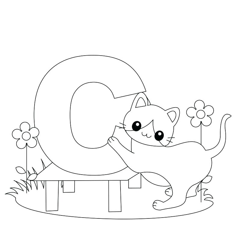 792x792 Free Abc Coloring Pages Free Printable Coloring Pages Engaging