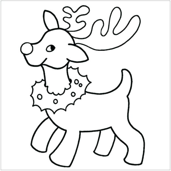 600x600 Fun Christmas Colouring Pages Coloring Free And Sheets Printable
