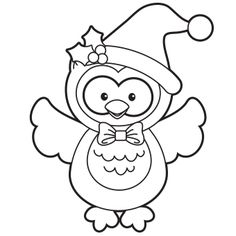 236x236 Cute Christmas Coloring Pages Christmas Coloring Pages