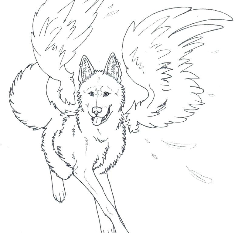 784x768 Guardian Angel Coloring Pages Angel Coloring Pages For Kids