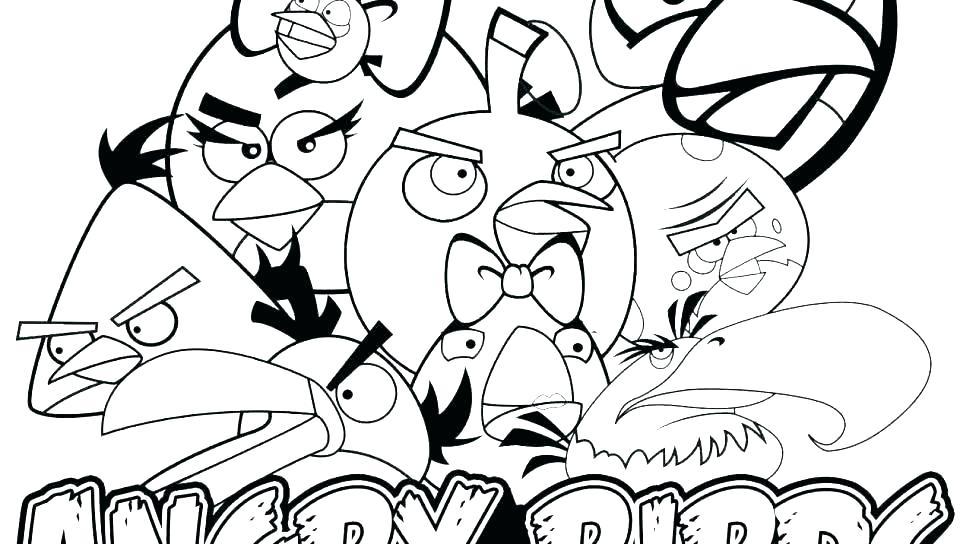 960x544 Bird Coloring Pages Free Bird Coloring Pages Bird Coloring Pages S