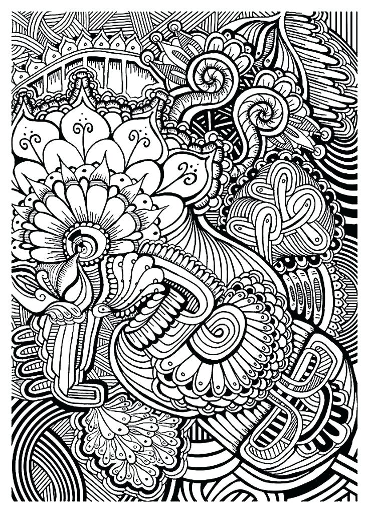 736x1021 Stress Relief Coloring Pages Together With Coloring Book Page