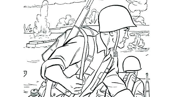 585x329 Army Guy Coloring Pages Army Guy Coloring Pages Army Guy Coloring