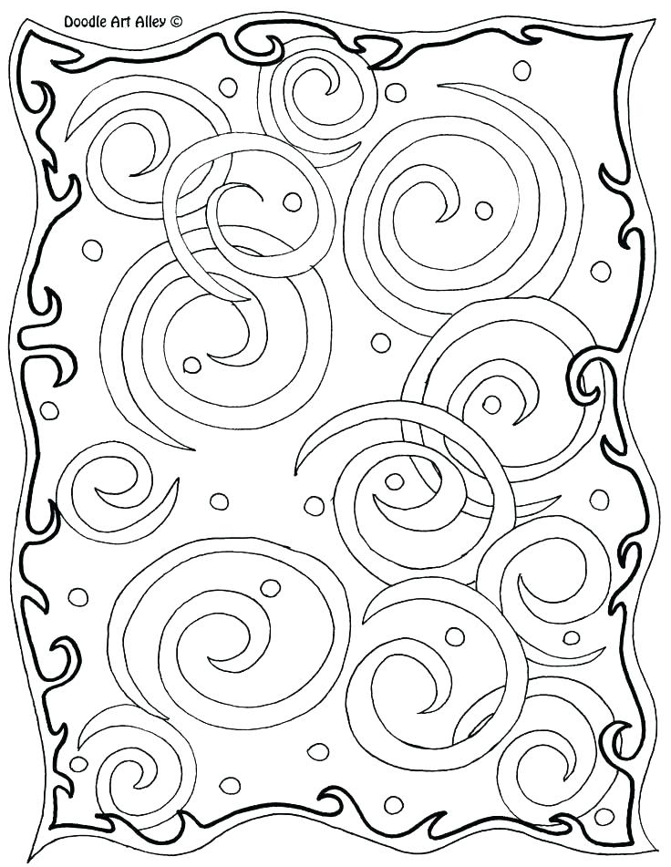 736x951 Famous Artists Coloring Pages Free Doodle Art Artistic Coloring