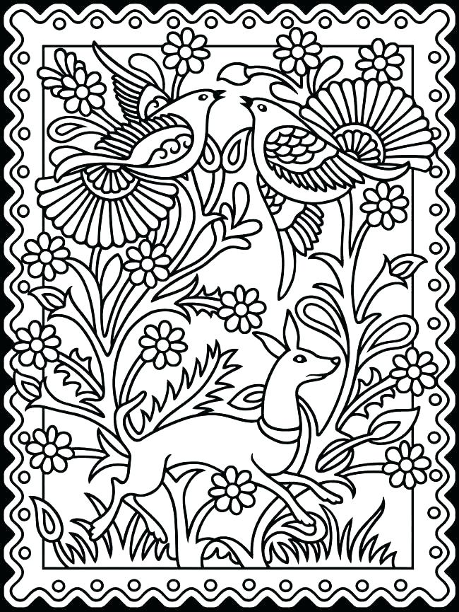 650x865 Fine Art Coloring Pages Fine Art Coloring Pages Fine Art Coloring