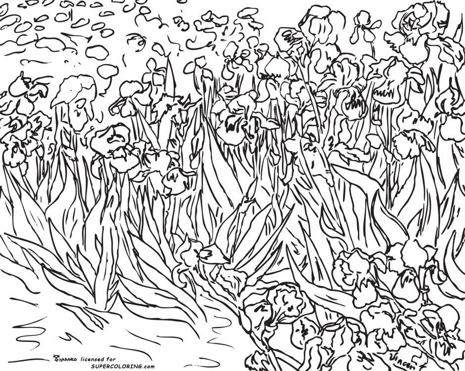 940x751 Free Art Coloring Pages Free Doodle Art Coloring Pages