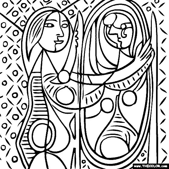 560x560 Best Art Coloring Pages Art Colouring Pages Images