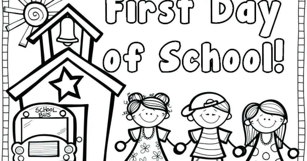 Free Back To School Coloring Pages At Getdrawings Free Download