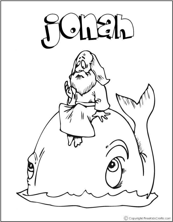 free bible coloring pages 8