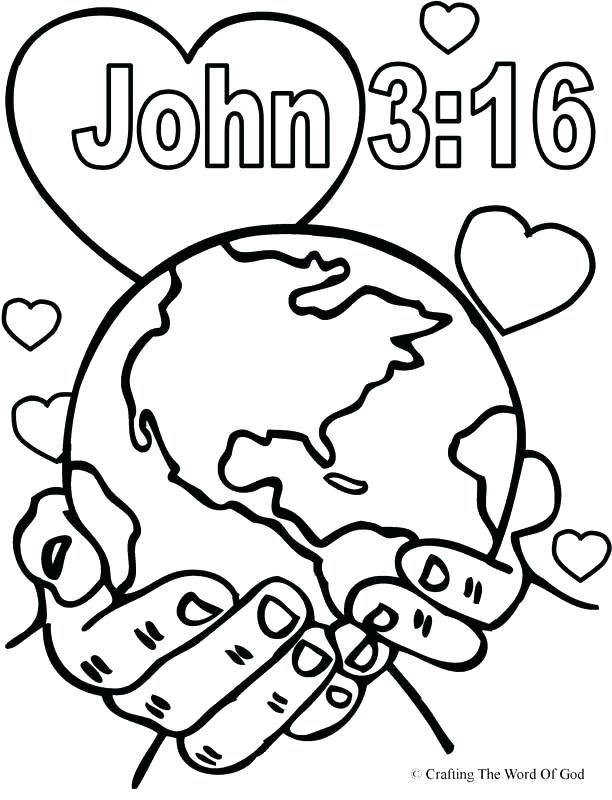 Free Bible Coloring Pages For Toddlers At GetDrawings Free Download