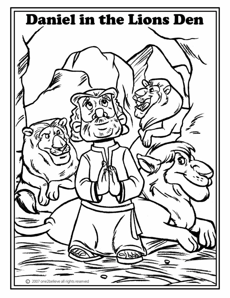 Free Bible Story Coloring Pages At Getdrawings Com Free For