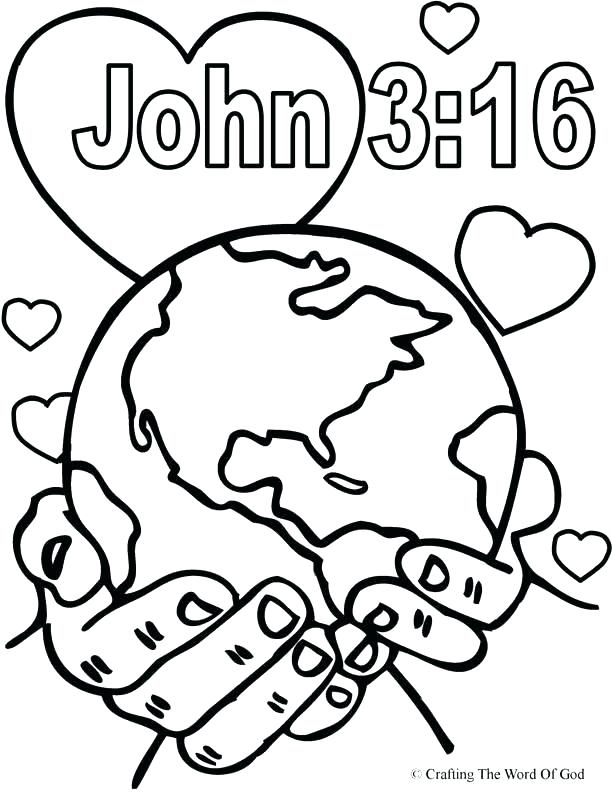 free bible story coloring pages 6
