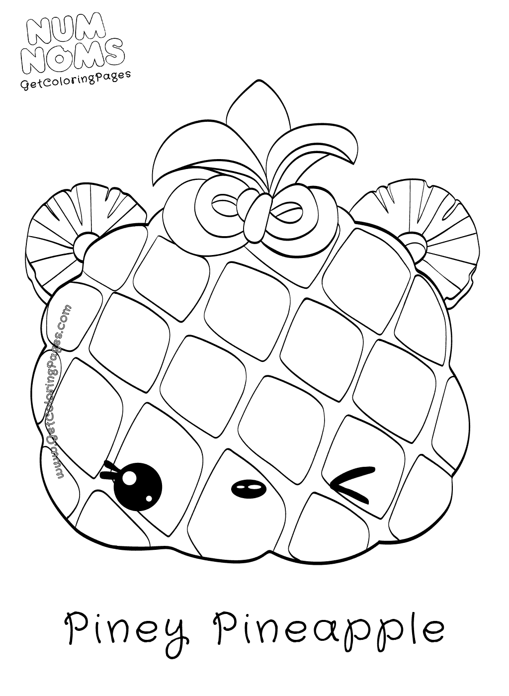 Free Candy Corn Coloring Pages