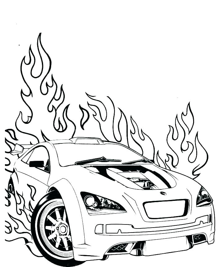 700x860 Cars Coloring Pages Lightning Mcqueen