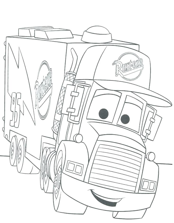736x944 Cars Coloring Pages Junior Cars Coloring Pages Printable