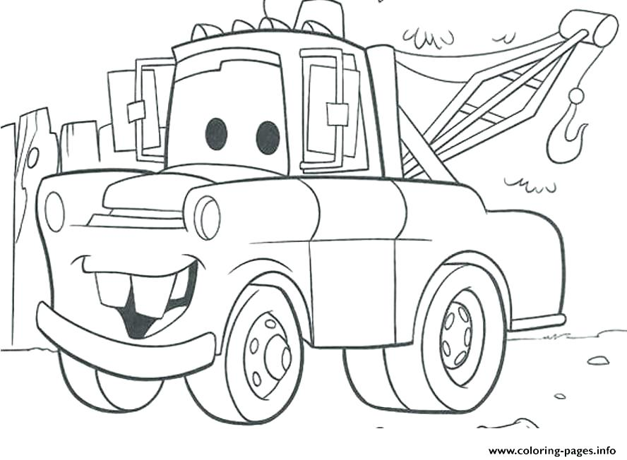 Free Cars 2 Coloring Pages At Getdrawings Com Free For Personal
