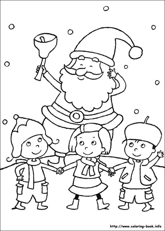 567x794 Kids Christmas Coloring Pages Kids Christmas Coloring Pages