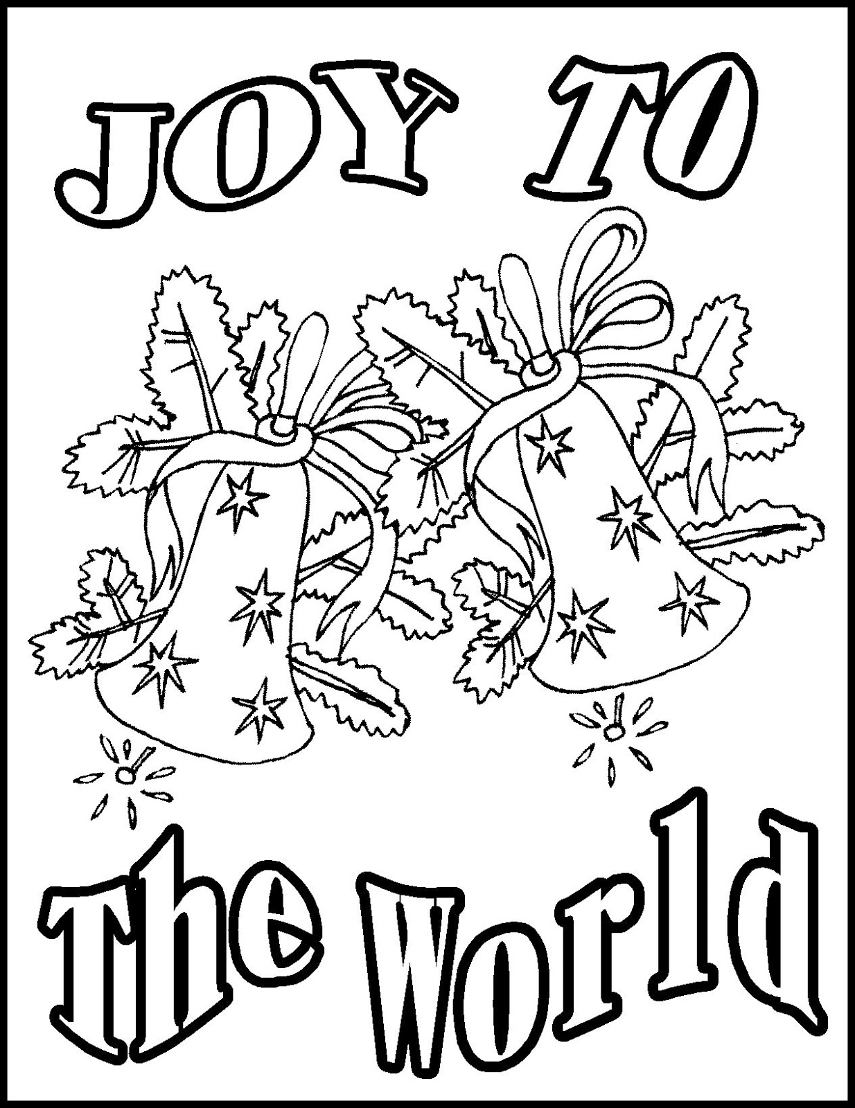1234x1600 Christian Christmas Coloring Pages