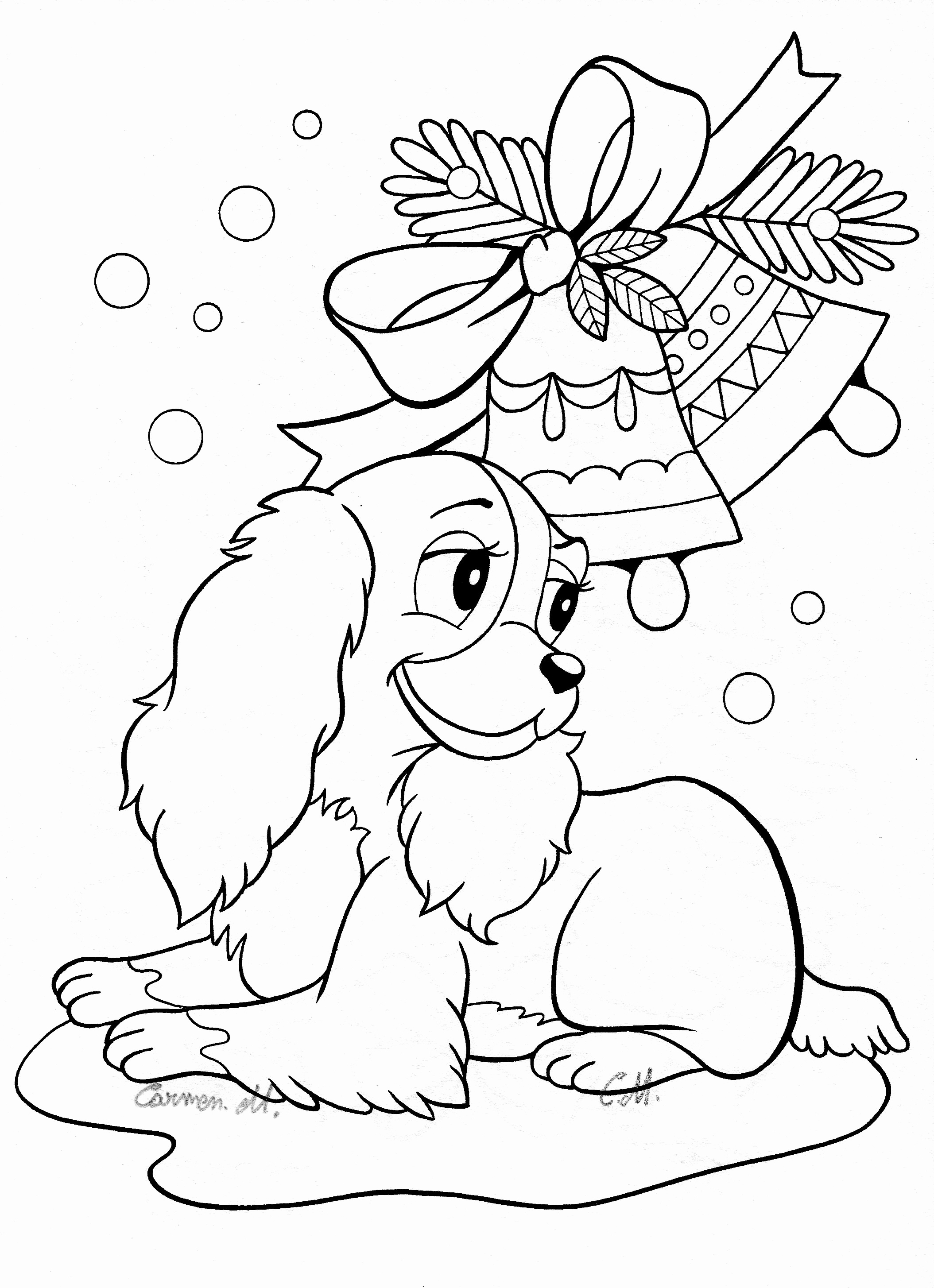 2109x2909 Free Christian Christmas Coloring Pages Beautiful Kids Crafts