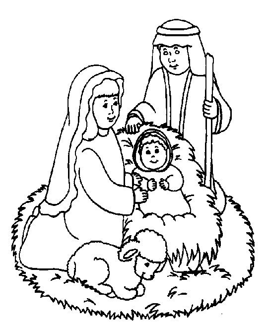 540x659 Xmas Coloring Pages Coloring Pages Christmas