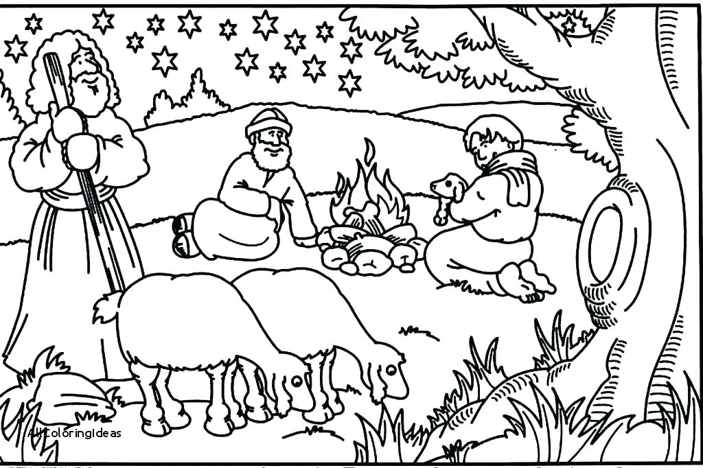1024x682 Christian Coloring Page Christian Christmas Coloring Pages Free