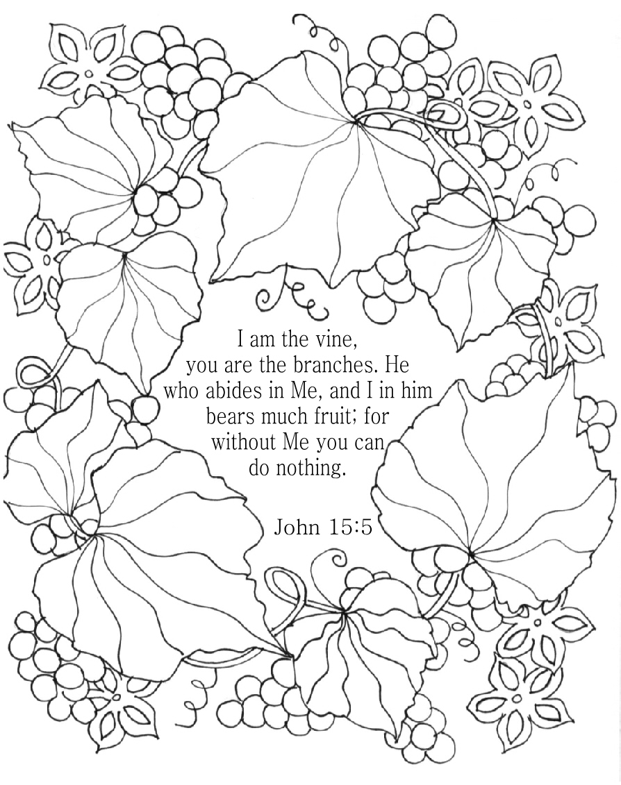 894x1131 Free Christian Coloring Pages For Adults Roundup Best