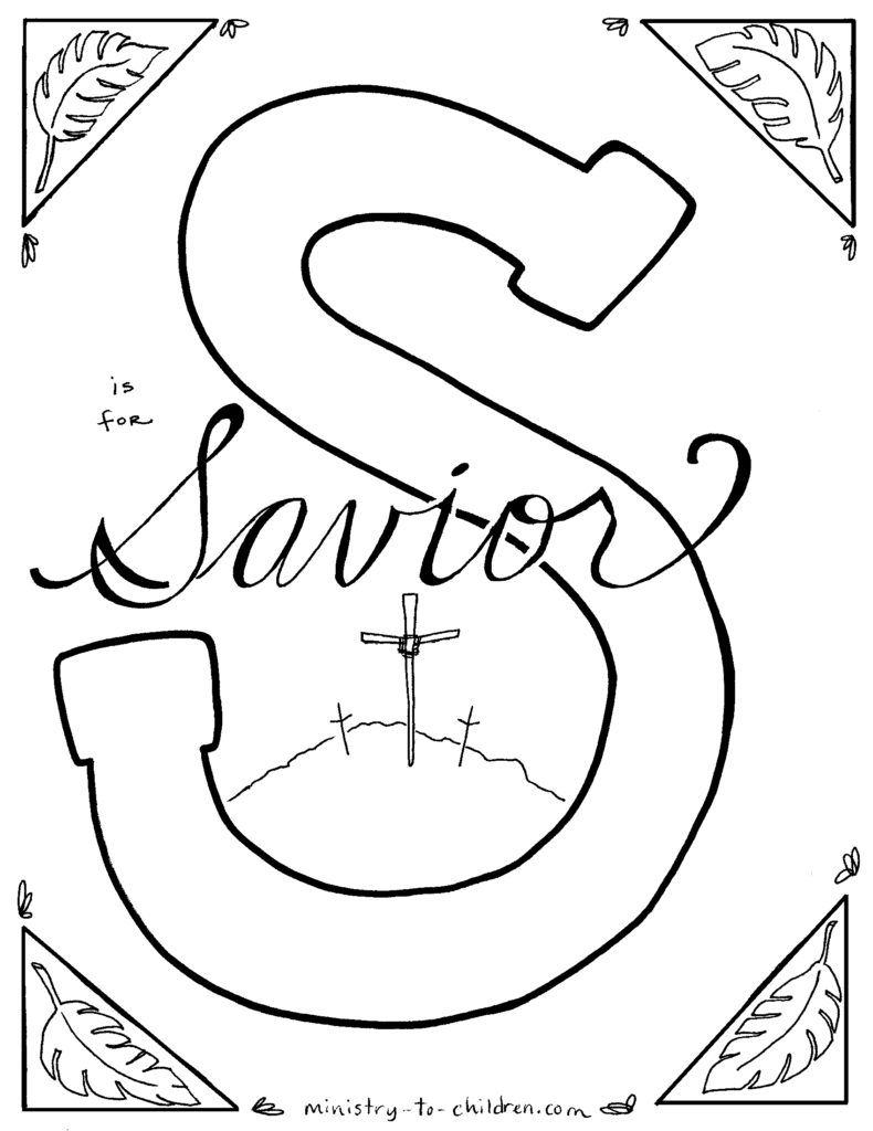 790x1024 Free Christian Coloring Pages For Kids From Ministry To Children