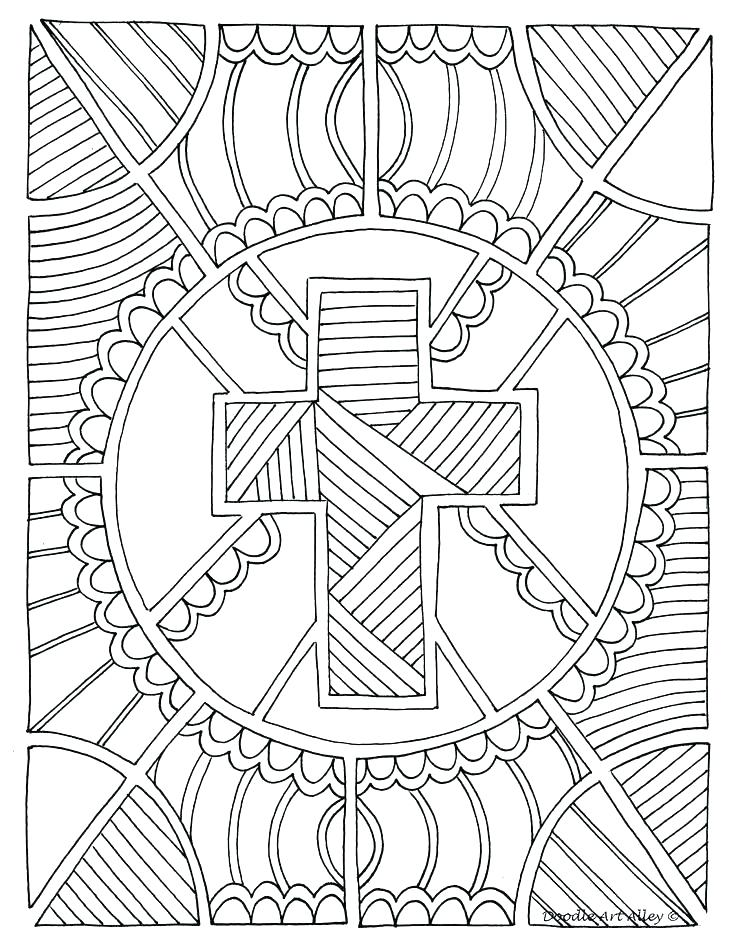 736x952 Free Christian Coloring Pages Religious Coloring Pages For Color