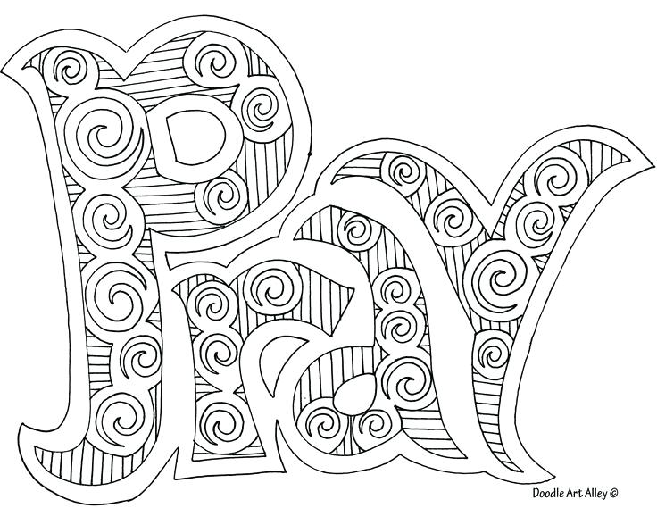 736x569 Christian Coloring Pages For Adults With Bible Verse Coloring