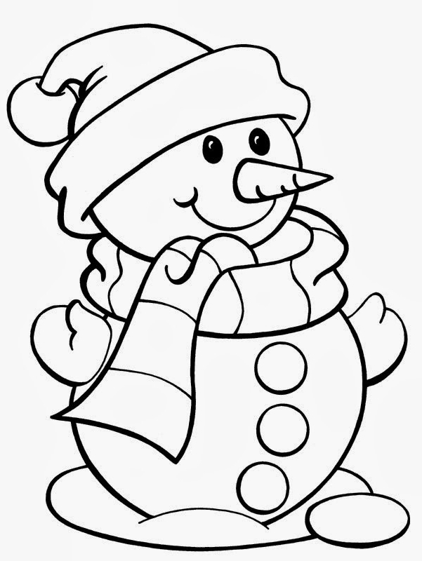 Free Crayola Christmas Coloring Pages, Download Free Clip Art ... | 800x601