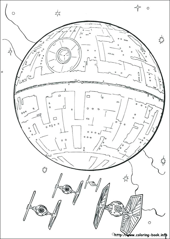 650x911 Star Wars Christmas Coloring Pages Star Wars Free Printable