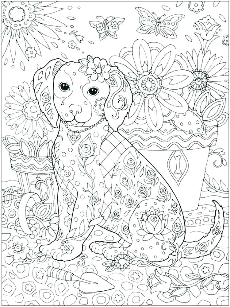 750x1000 Coloring Pages Adults Free Printable