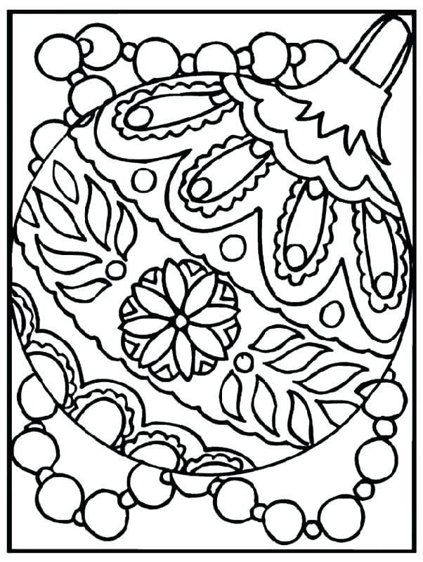 602x800 Mickey Mouse Christmas Coloring Pages Free Print