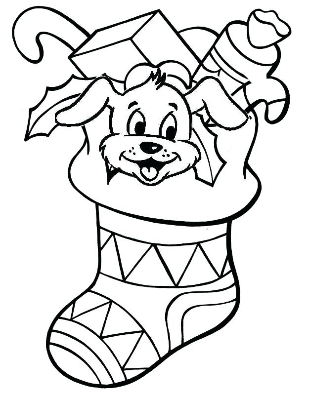 625x800 Free Christmas Coloring Pages For Preschoolers Grandmaman Site