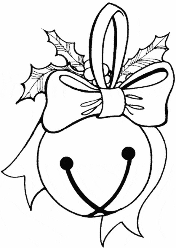 594x834 Best Top Free Christmas Coloring Pages Images