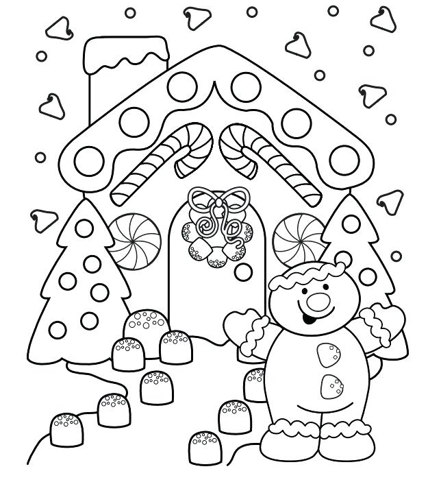 625x703 Free Printable Christmas Coloring Pages