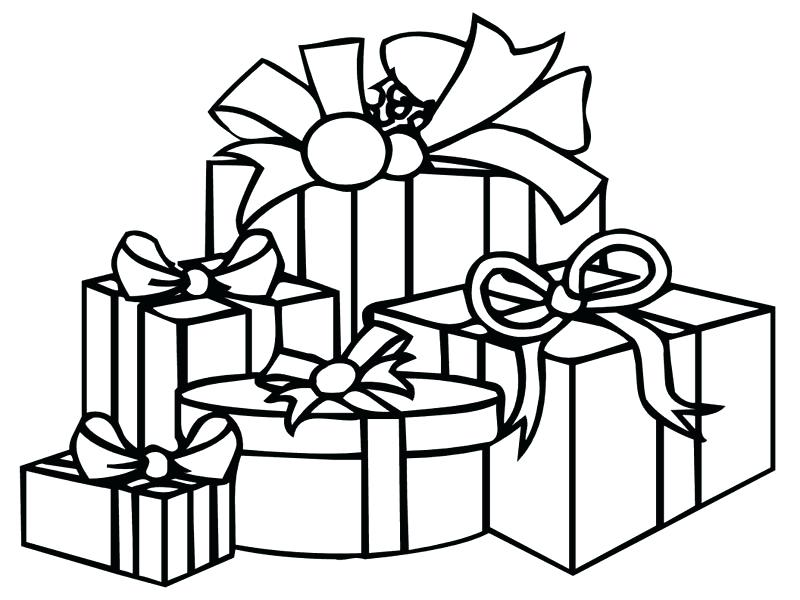 800x600 Marvelous Toddler Christmas Coloring Pages