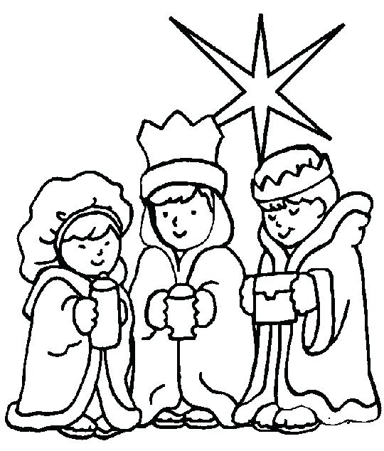 540x634 Christmas Coloring Pages For Preschoolers Free Christmas Disney
