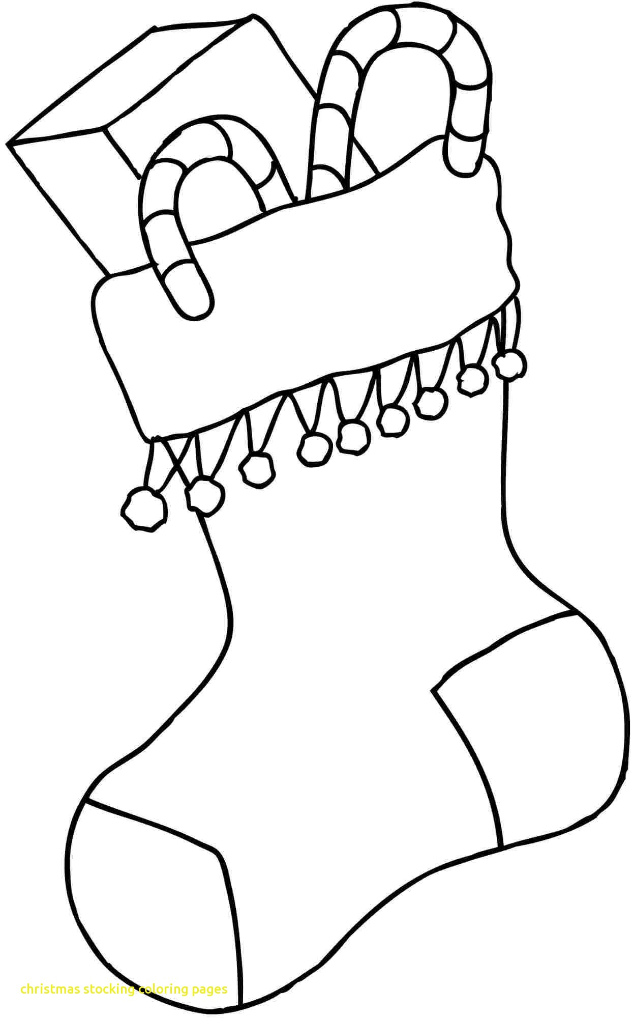 1247x2000 A Puppy Dog In Christmas Stocking Coloring Page Free Printable