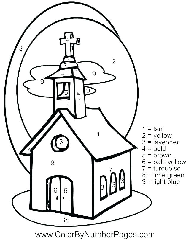 627x802 Early Church Coloring Page Coloring Pages For Church Also Packed