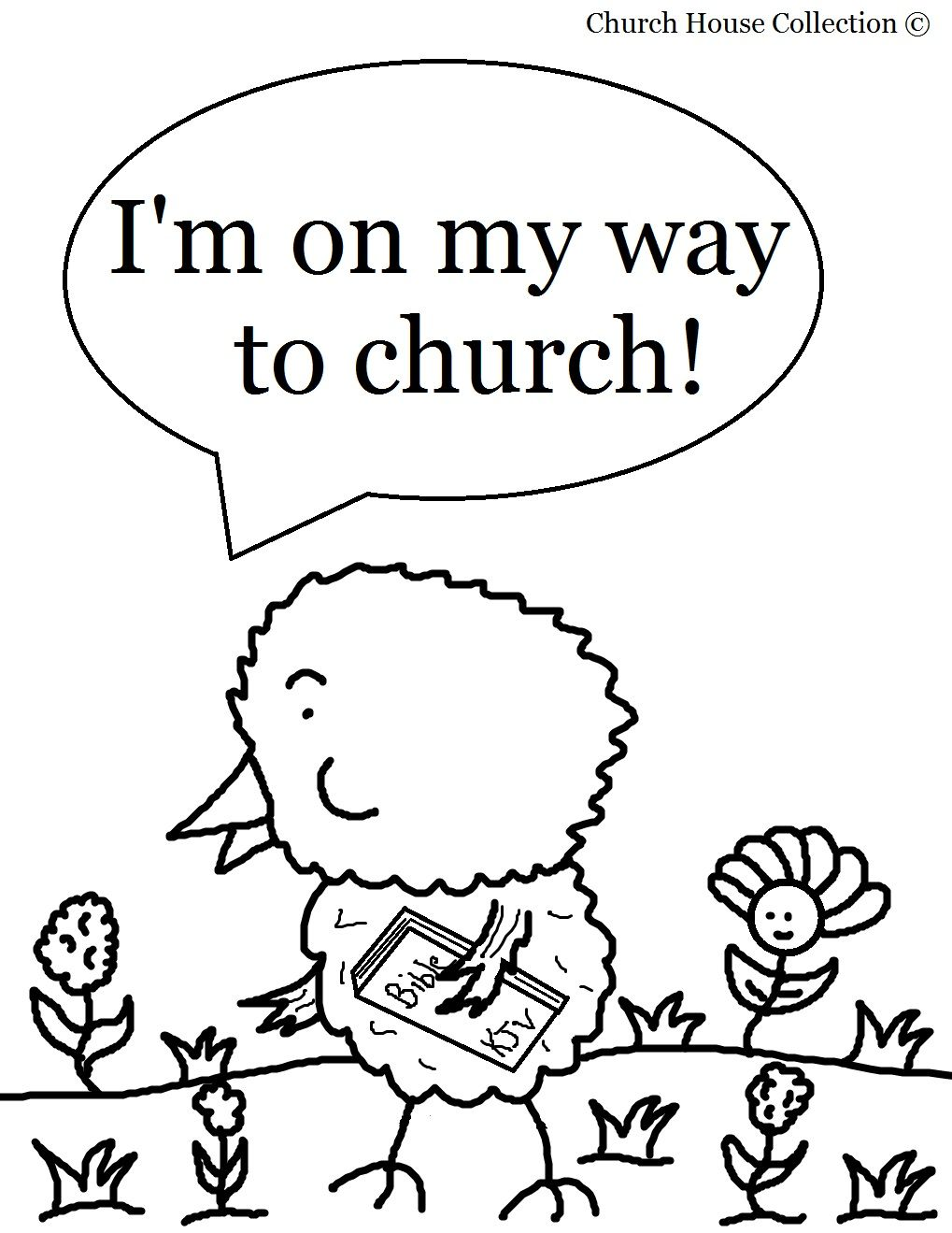 1019x1319 Unbelievable Church Coloring Pages Printable Of Children S