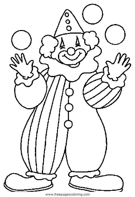 545x794 Circus Coloring Sheets Free Circus Coloring Pages Circus Train