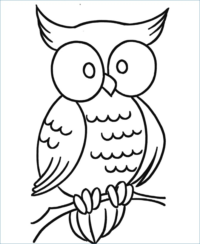 670x820 Owl Halloween Coloring Pages