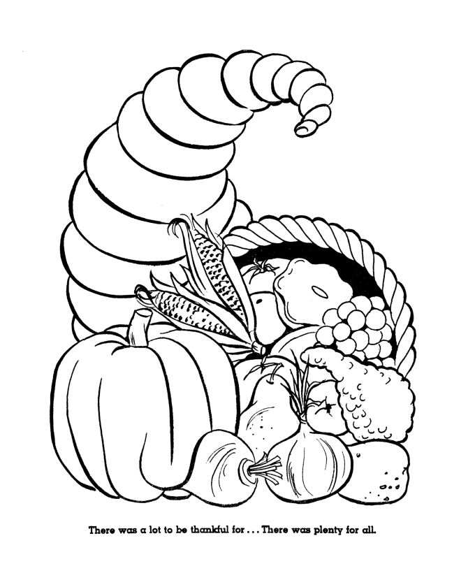 Free Coloring Pages Fall Theme