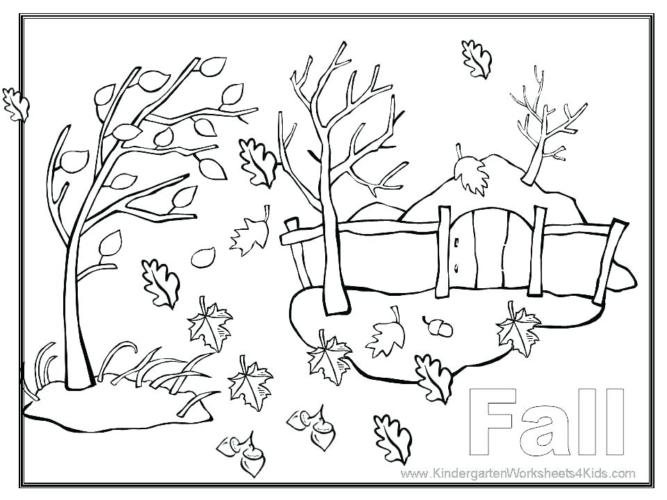 960x720 Coloring Pictures For Fall Free Fall Coloring Sheets Free Fall