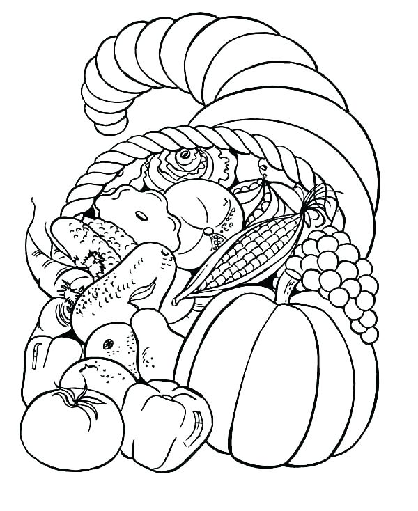 600x734 Disney Fall Coloring Pages Harvest Coloring Pages Fall Coloring